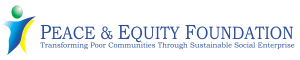 Peace & Equity Foundation Logo